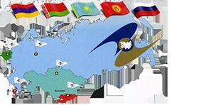 карта стран таможенного союза